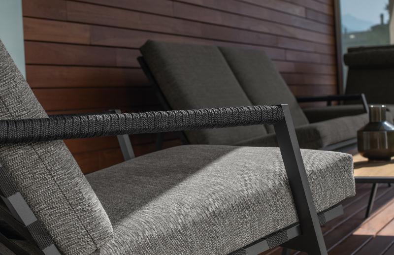 prodotti design per terrazzi e ambienti esterni