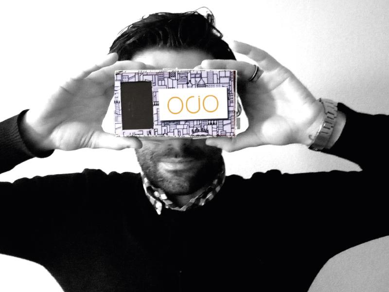 Visore VR italiano per realtà aumentata