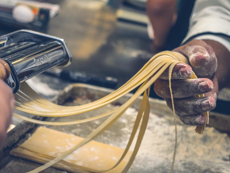 Enogastronomia italiana pasta