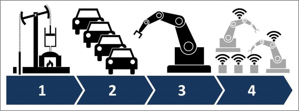 Illustrazione Industria 4.0 by ChristophRoser