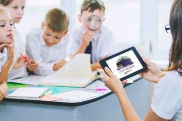 Esercizi didattici interattivi per la scuola primaria