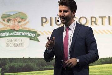 Federico Maccari, direttore di Entroterra Spa - La Pasta di Camerino