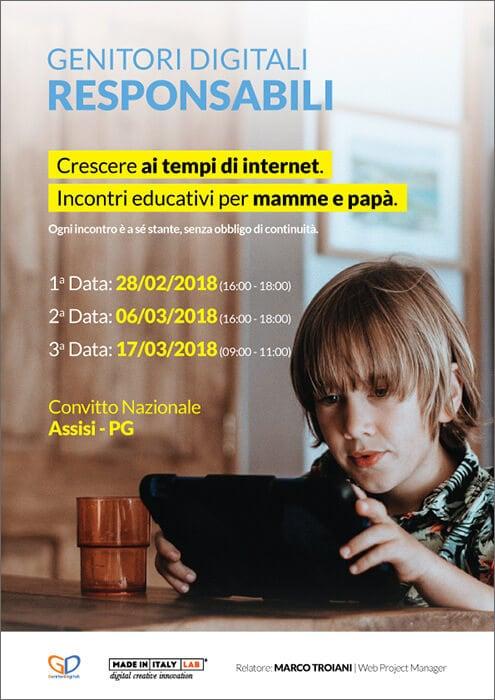 Ciclo di incontri di educazione digitale per gli adulti
