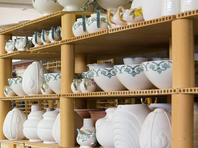 Collezioni prodotti in ceramica
