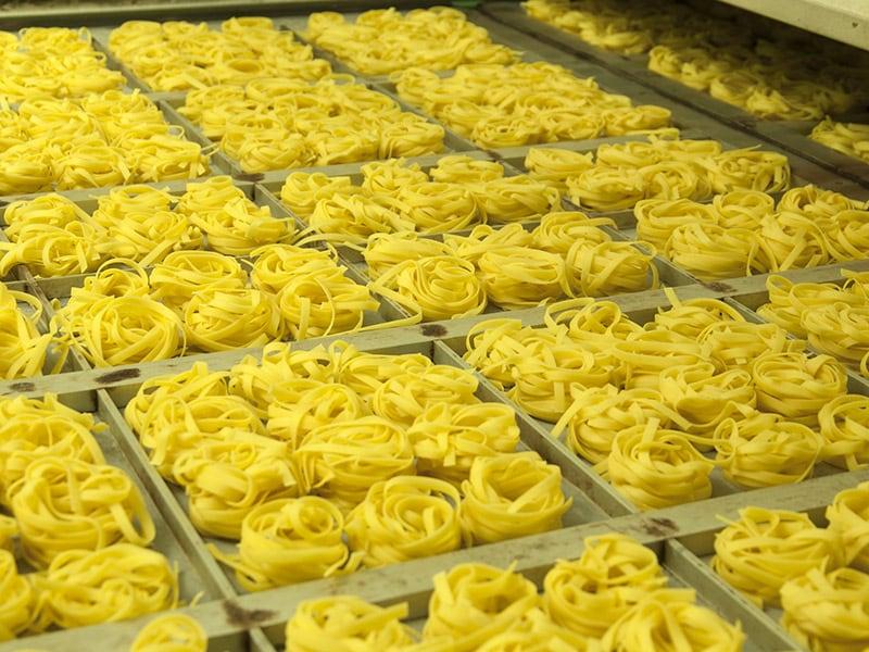 Pasta, alimento italiano amato in tutto il mondo