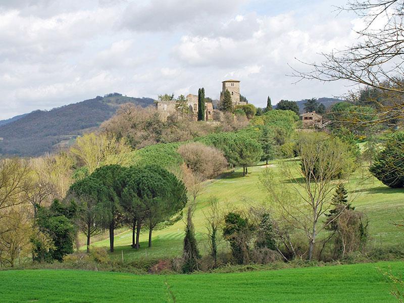Abbazia Celestina Perugia