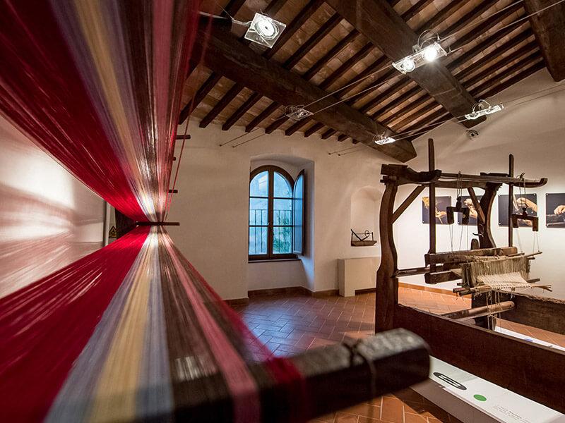 Telai Museo della Canapa, Perugia