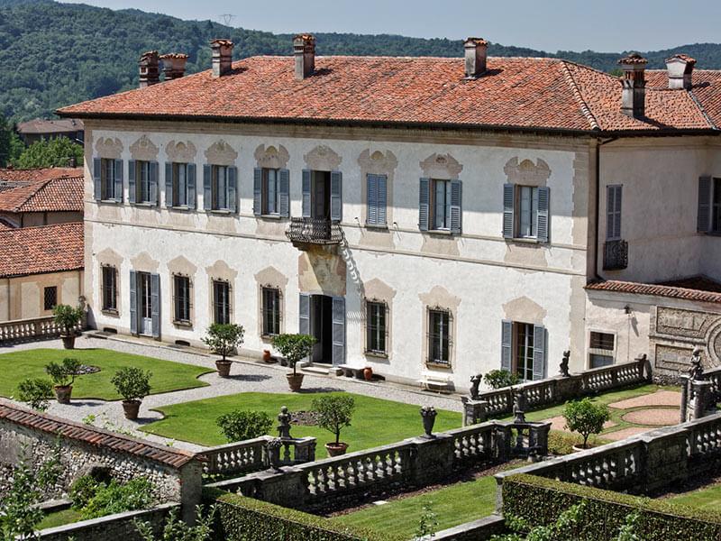 Villa Della Porta Bozzolo, Casalzuigno - Varese