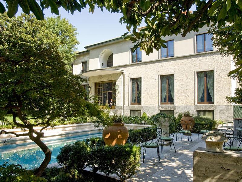 Villa Necchi Campiglio - Milano