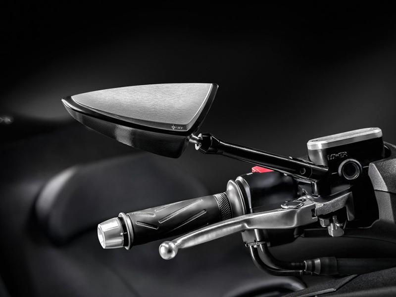 dettagli per stile distintivo qualità autentica Accessori e specchietti retrovisori design moto | DB Race