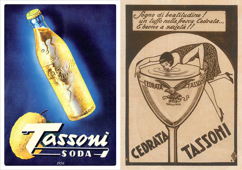 Campagne pubblicitarie storiche Tassoni