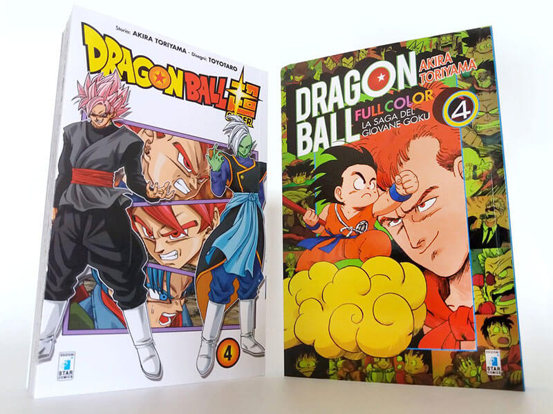 Dragon Ball Super - Star Comics