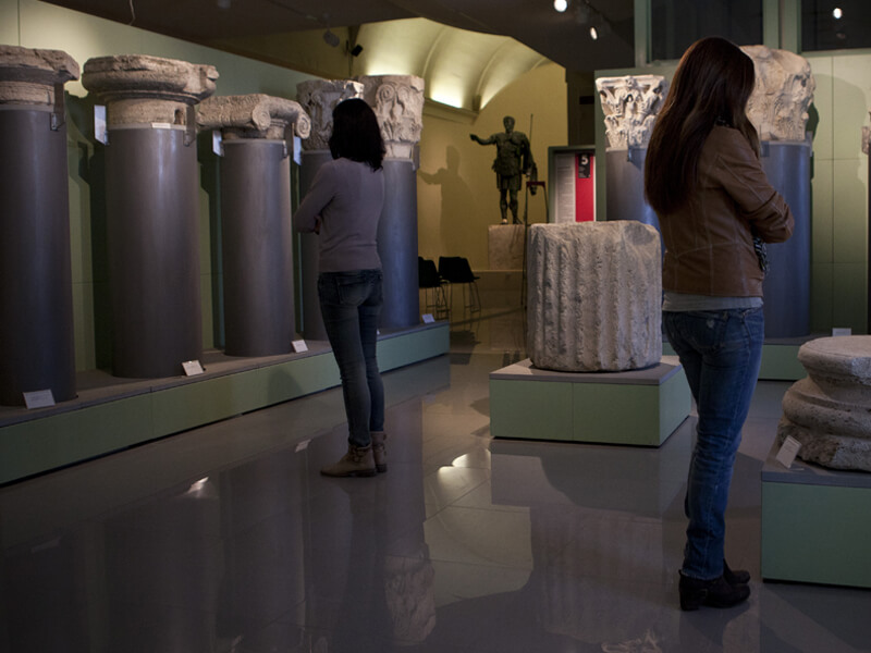 Visite museali, esperienze culturali