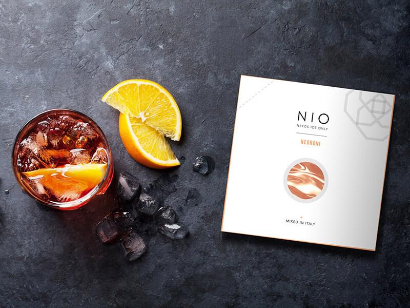NIO Cocktail di qualità già pronti