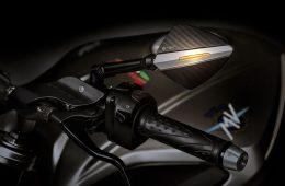 DB Race: specchietti retrovisori di design per moto