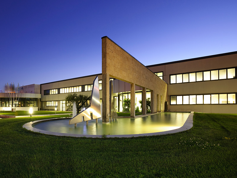 UmbraGroup azienda leader mondiale nella produzione di componentistica ad altissima precisione