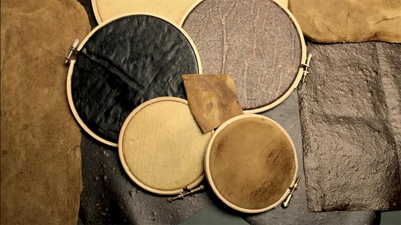 Mogu, materiali innovativi con funghi