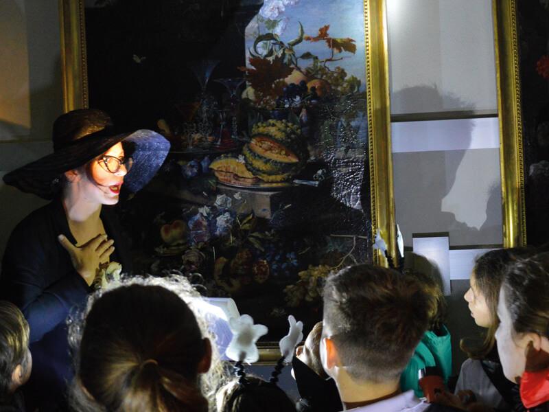 Eventi e visite guidate al museo
