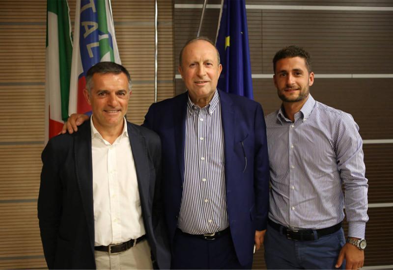 Antonello, Giuseppe e Nicola Palmerini