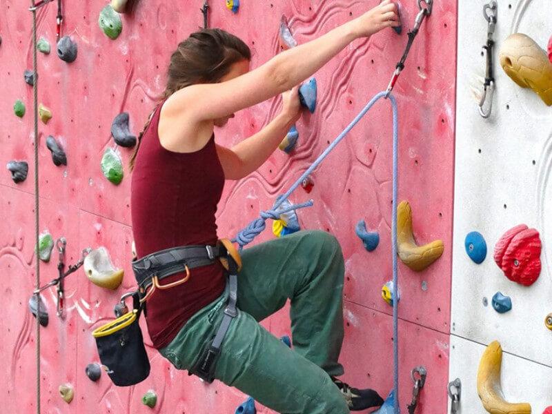 Imbracatura arrampicata Amorini