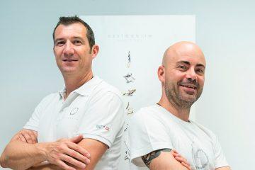 I titolari di Ossidabile Gioielli Vicenza