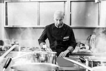 Simone Bovini chef cucina regionale italiana