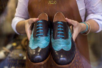 scarpe made in italy fatte a mano