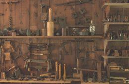 Strumenti e tecniche artigianali del passato