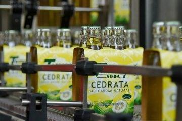 Bevanda a base di cedro, tradizione italiana dal 1793