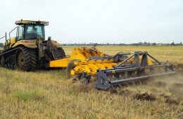 Scavafossi rotativi per l'agricoltura