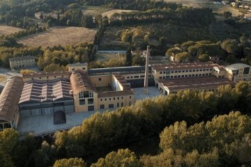 Ex Lanificio nuova sede di Made in Italy Lab