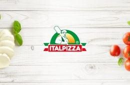 Mozzarella, pomodoro e basilico per preparazione pizza