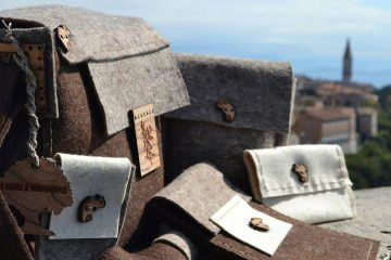 CareBag kit di montaggio eco-friendly per borse ecosostenibili