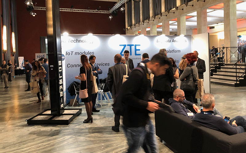 fiera roma internet of things